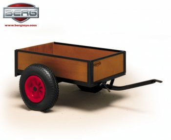 Tipper-Trailer Basic | Coches de pedales | Parques infantiles JM